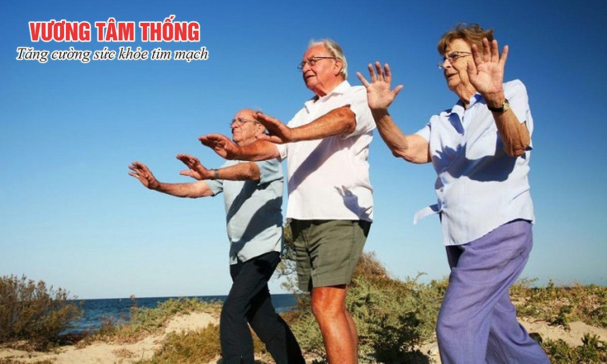 Những lưu ý về luyện tập cho người bệnh mạch vành